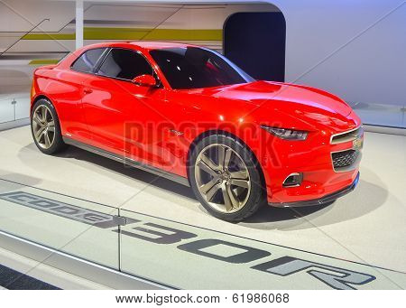 Chevy Code 130 R Concept