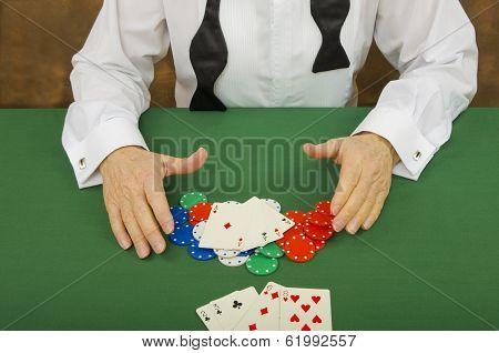 The Gambler Winning