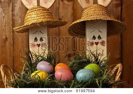 Easter Rabbitts