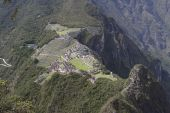 Machu Picchu, View From The Top