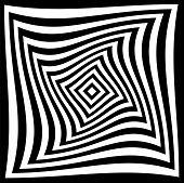foto of realism  - Optical illusion background - JPG
