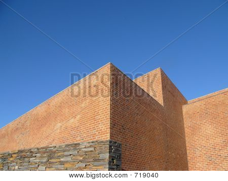 Bricks And Sky