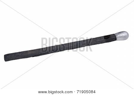 Match stick with clipping path