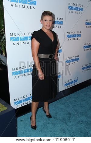 LOS ANGELES - SEP 12:  Natalie Maines at the Mercy For Animals 15th Anniversary Gala  at London Hotel on September 12, 2014 in West Hollywood, CA