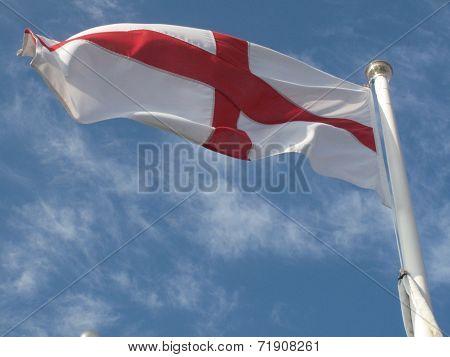 Flag Upon Pole