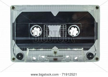Audio cassettes tape - retro style