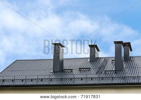New Tiled Roof