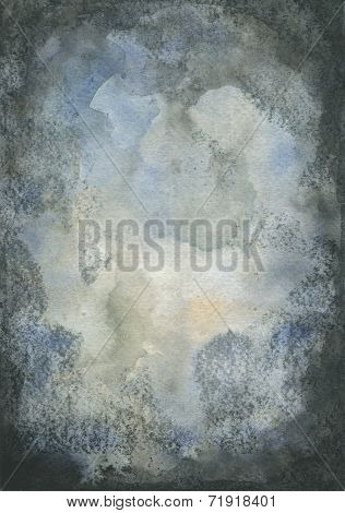 Grunge watercolor texture