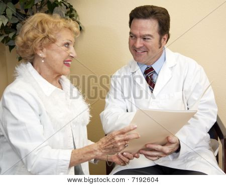 Patient Doctor Discussion