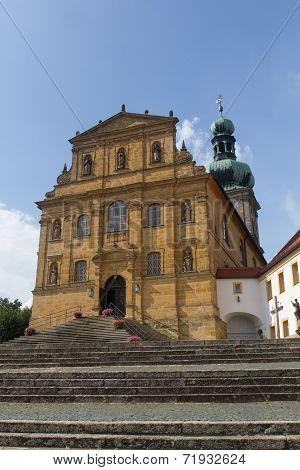 Church In Amberg