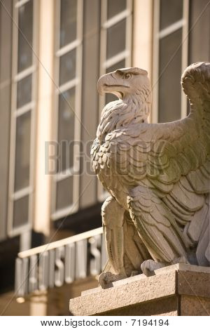 The Penn Station  Eagle