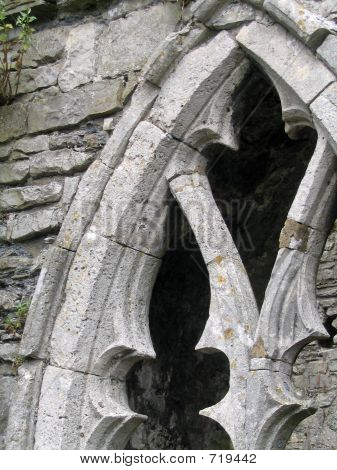 Gothic Church Window