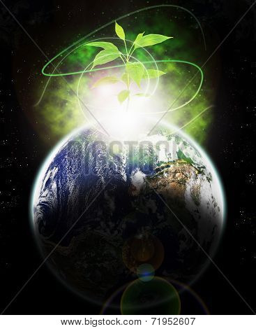 New Ecologic Era Rising With Flare-