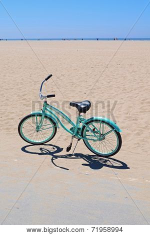 Light Blue Bike