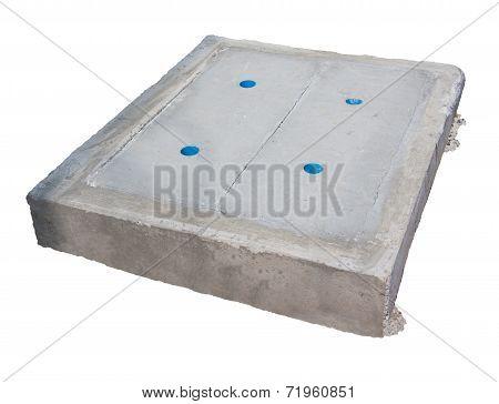 Concrete Sewer Manhole
