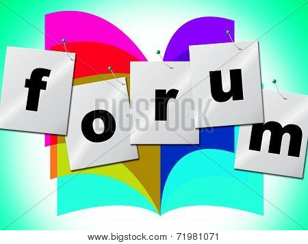 Forum Forums Indicates Social Media And Group