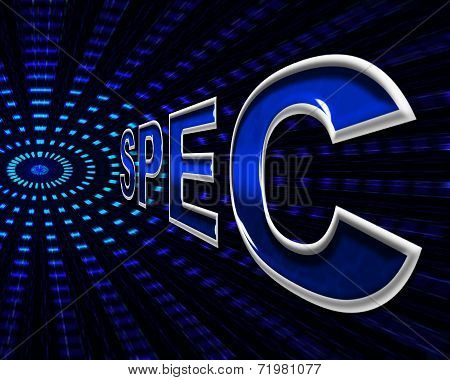 Spec Data Means Specification Stipulations And Fact