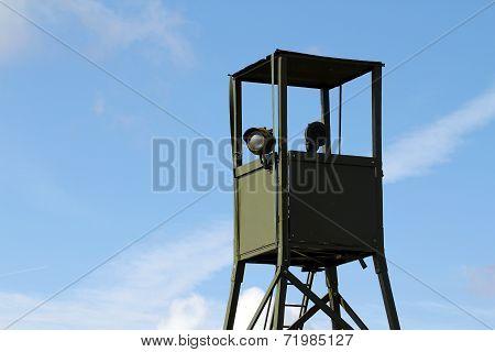 War watchtower