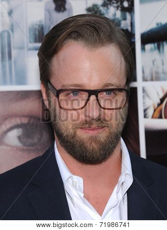 LOS ANGELES - AUG 20:  Joshua Leonard arrives to the 'If I Stay' Hollywood Premiere  on August 20, 2014 in Hollywood, CA