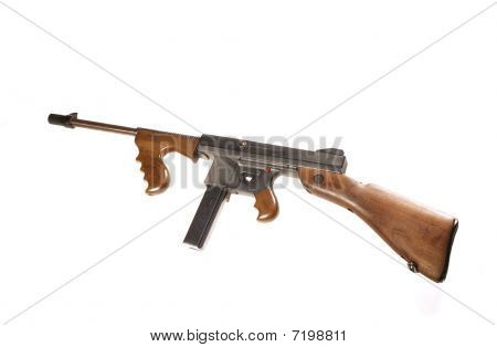 Thompson Machine Gun