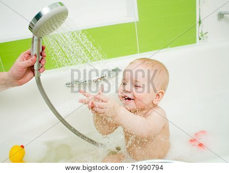 Tempering Shower For Baby