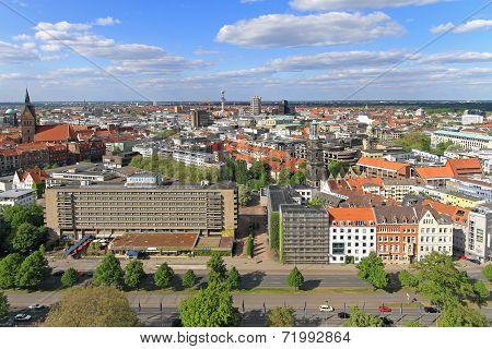 Hanover Aerial