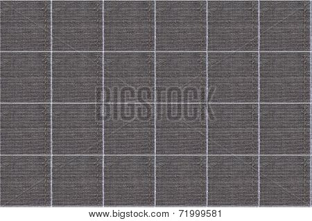 Grey Plaid Pattern