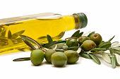 Постер, плакат: оливковое масло