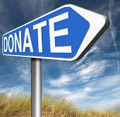 pic of generous  - donate and give charity be generous and give donation and support - JPG