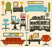 picture of tables  - Retro Furniture and Home Accessories - JPG