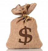 picture of money prize  - Money bag - JPG