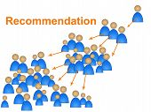 picture of recommendation  - Recommendations Recommend Meaning Vouched For And Endorsed - JPG