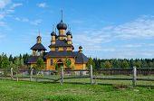 stock photo of prophets  - Belarus Minsk region Dudutki - JPG