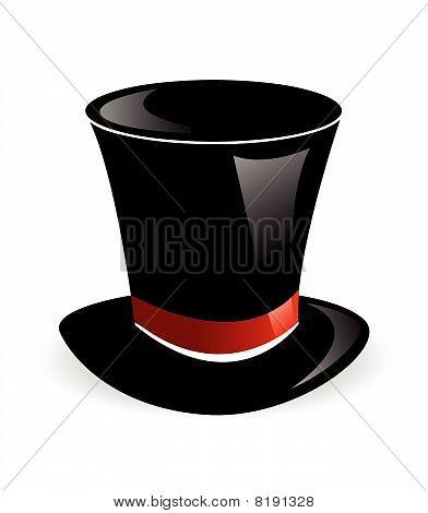 Vetor de chapéu mágico