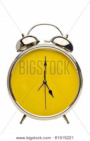 Brightly Colored Alarm Clock