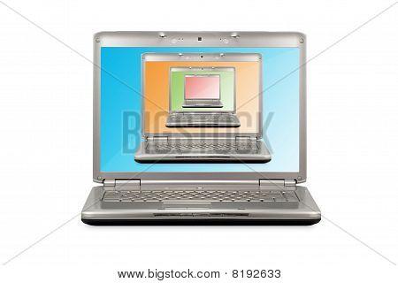 computer technology concept