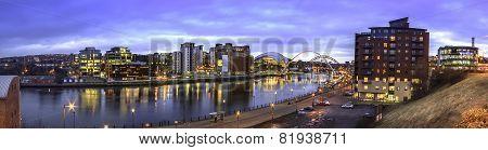 Tyne Sage Panorama
