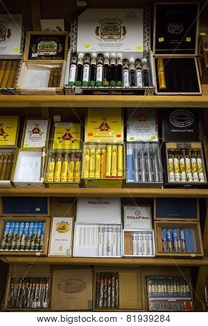 Assortment Of Dominican Cigars