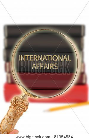 Looking In On Education -  International Affairs