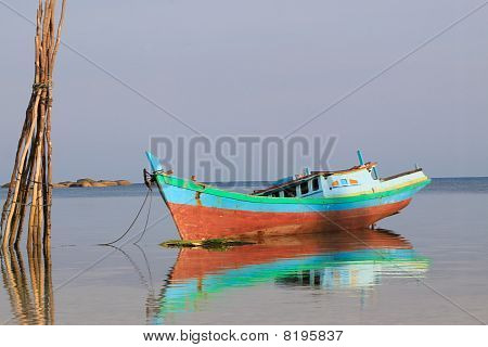 Belitung Island Fishing Boat