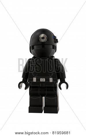Imperial Gunner Lego Minifigure