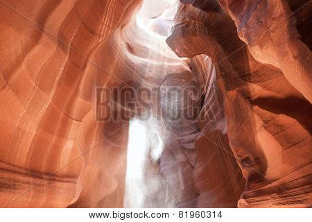 Antelope Canyon Is Considered To Be The Most-photographed Sandstone Slot Canyons In Arizona. Orange