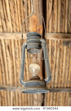 Traditional Arabic Lamp