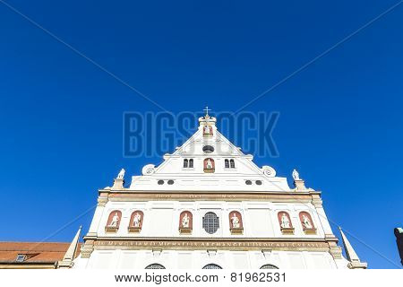 Munich Michael Church
