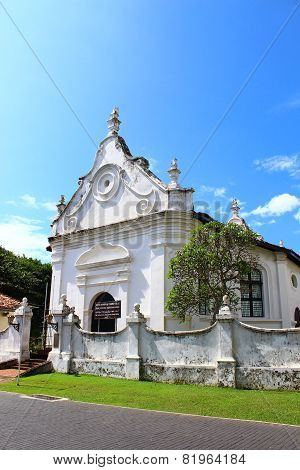 Dutch Reformed Church, Galle Fort