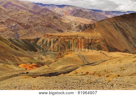 Moonland, Ladakh, Jammu And Kashmir, India