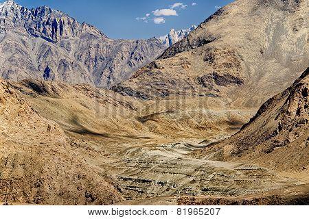 High Dynamic Range - Hdr Image, Ladakh ,jammu And Kashmir, India