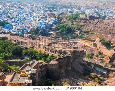 Mehrangarh Fort and The Sun City