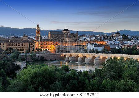 Morning View Of Cordoba, Spain