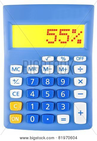 Calculator With 55